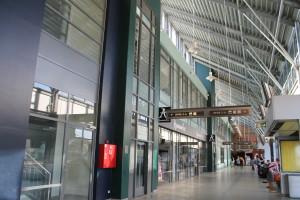 Danish Train Station in Odense