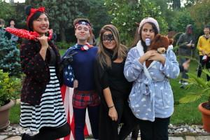 Halloween Party (I was a generic American Superhero)